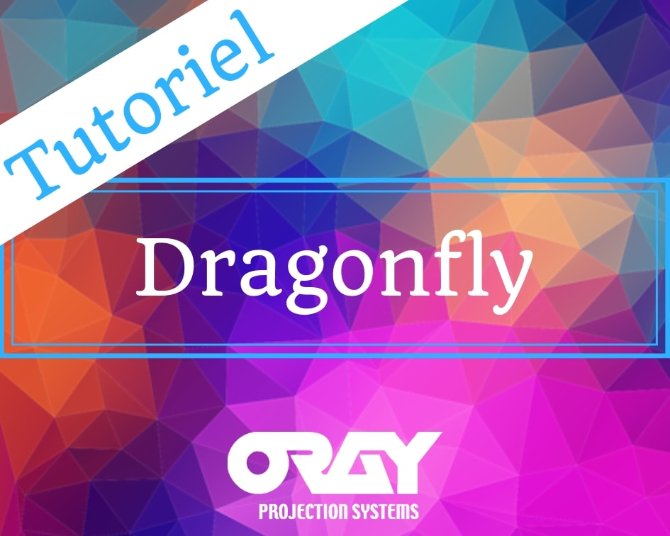 Tutoriel Dragonfly - Comment monter et démonter l'écran portable Dragonfly