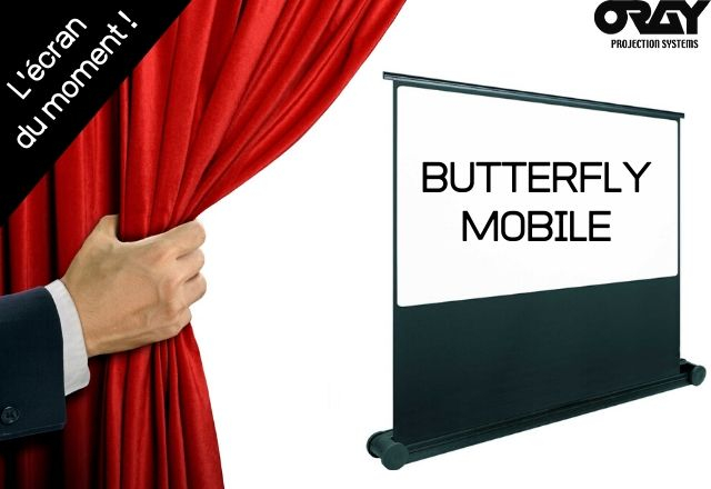 butterfly mobile - ORAY Projection Systems 1