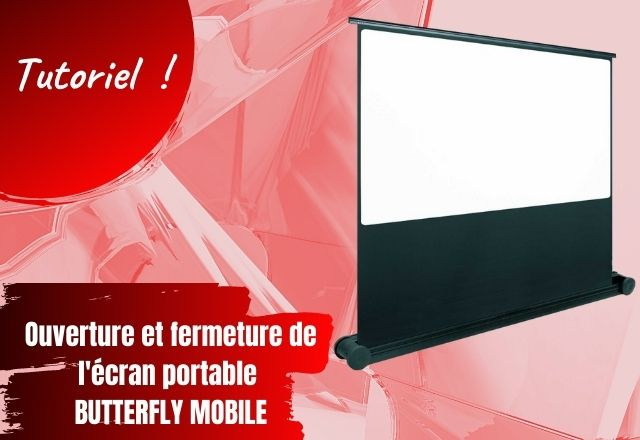 Tutoriel BUTTERFLY MOBILE