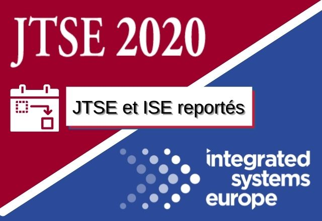 Report salon JTSE et ISE